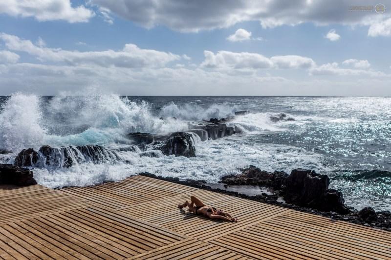 Lanzarote mit Rieke